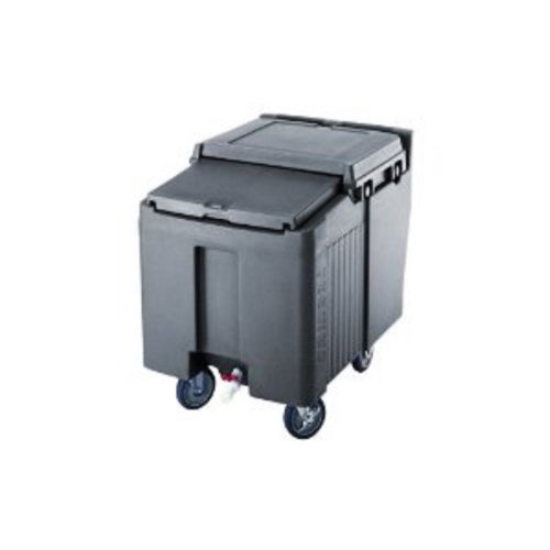 ijsblokjescontainer verr. 57 kg Cambro ICS125L-191 Granite Gray
