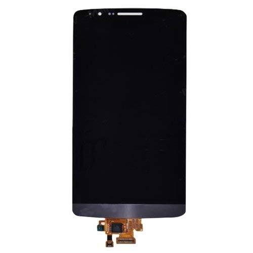 Ersatzteile, iPartsBuy LCD Display + Screen-Analog-Digital wandler für LG G3 Mini D722 / D725 (Farbe : Weiß) (Farbe : Schwarz)