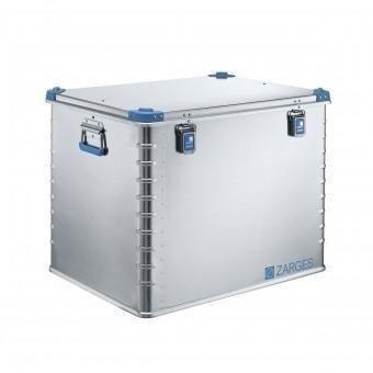 Relags Zarges Eurobox-239 L Box Silber 240 Liter