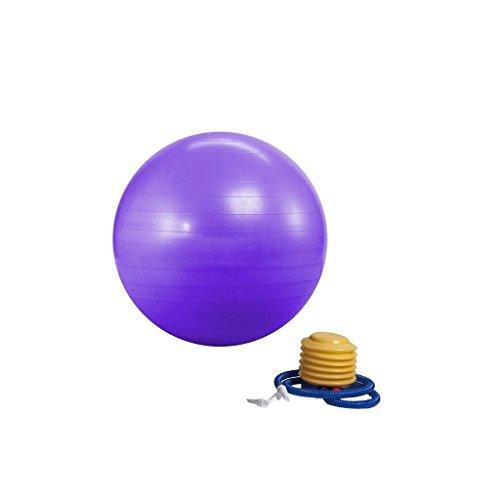 Ballon de Yoga / Fitness, violet