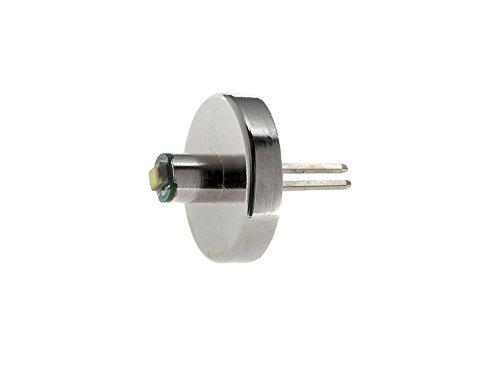 Maglite LED Upgrade | LED-Ersatzbirne für Taschenlampe MINI MAGLITE 2AA 2AAA | TorchLED-biSH | super hell, 0,5 Watt, 1 -3 Volt