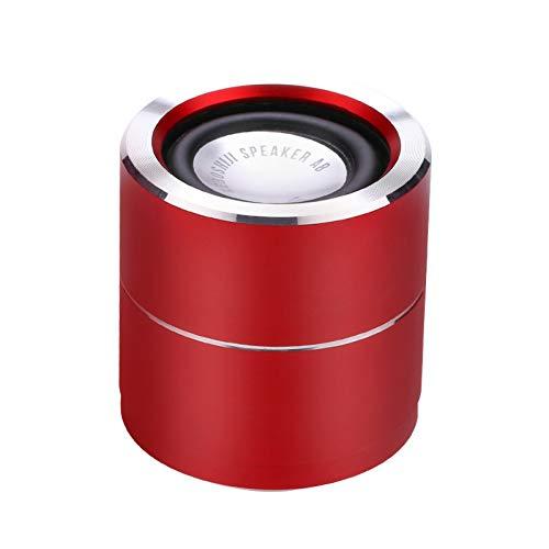 Lyyxz Bluetooth-Lautsprecher Outdoor-Audio-Lautsprecher Bluetooth-Funklautsprecher Mini-Stahlrohr