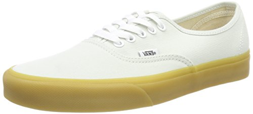Vans Classic Slip-On, Zapatillas sin Cordones para Mujer, Verde (Blue Flower/Gum Q9t), 34.5 EU