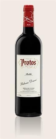 Protos Roble 2015, Vino, Tinto Joven, Ribera Del Duero, España