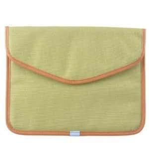 Neewer 5x *Green* Design Canvas Bag Sleeve Case for iPad / iPad 2