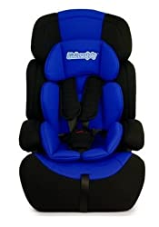 Kinderautositz kinderplay Farbwahl Autokindersitz 9-36 kg Autositz Kindersitz Gruppe 1 2 3 Neu (KP0027N Blue)