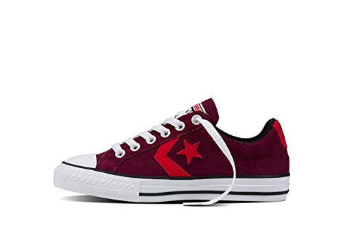 Converse Kids Star Player EV Ox Suede Trainers Multicolore