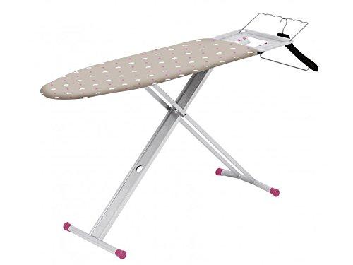 Domena Tl 12040 Table à Repasser Libellule 10 positions 120x40...