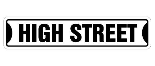 High Street Sign Osu (Ohio State University-UK | | 45,7cm Breit -
