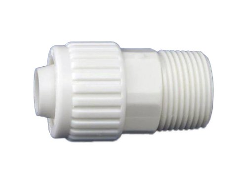 FLAIR-IT CENTRAL - Pipe Fitting, Male Adapter, 3/4 PEX x 3/4-In. MPT
