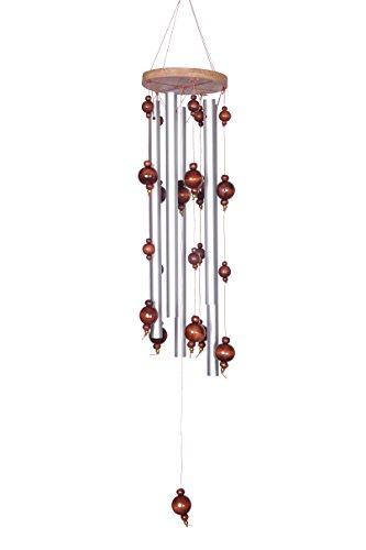 Windspiel Feng Shui Metall Handarbeit Fair Trade Ca. 70cm Guter Klang Klangspiel