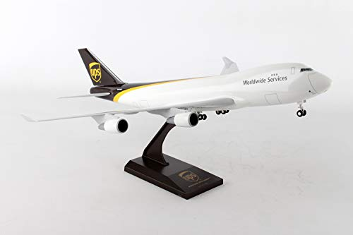 Skymarks SKR484 UPS Boeing 747-400F 1:200 Snap-Fit Model