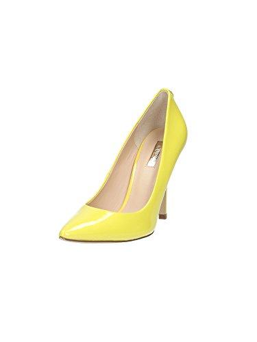 Guess Damen Pumps Highheels Stilettos Gelb (36)