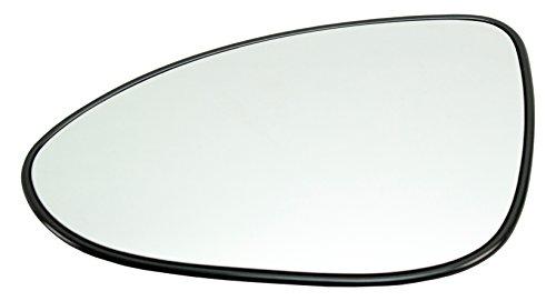 DoctorAuto DR166733 Specchio Specchietto Retrovisore Esterno  con la piastra plastica SX Termico - Chevrolet Vetro