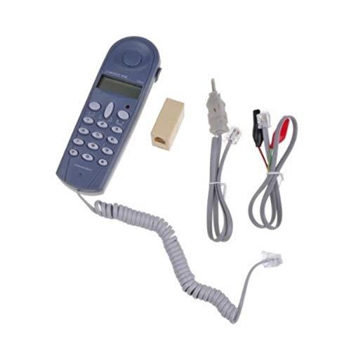 Froiny Telefon Kolben-Test Tester Lineman Werkzeug Kabelsatz mit Stecker und Joiner