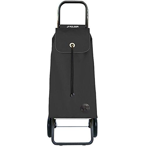ROLSER Einkaufsroller Logic RG / I-MAX MF, IMX004, 41 x 32 x 105,5 cm, 43 Liter, 40 kg Tragkraft, marengo