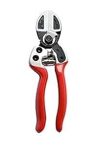 FALKET 2012 - Forbici per potatura professionali a doppio taglio,cm.21