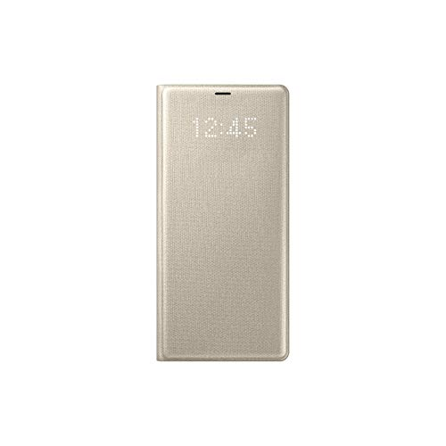 Samsung LED View Hülle  EF-NN950 für Galaxy Note8 gold