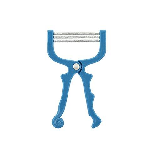 Hongch Bart Gesicht Entfernung Depilation Haarentferner für den täglichen Hand Gesicht Enthaarungsmittel Haarentfernung Threading Kosmetik Damen Epilierer Frauen Werkzeuge