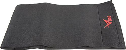 Fitness Taillen Gürtel elastisch einstellbar mit Klettverschluss ajustable Stützgürtel Gewichthebergürtel