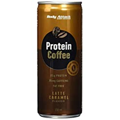 Body Attack Protein Coffee