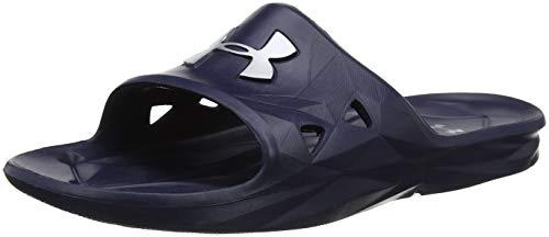 Under Armour UA M Locker III SL, Chaussures de Plage et Piscine Homme