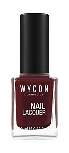 WYCON cosmetics NAIL LACQUER smalto dal colore intenso e brillante (117)