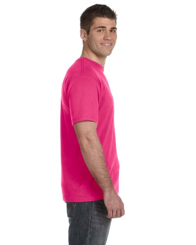 Anvil - Top - Asimmetrico - Uomo 0Hot Pink