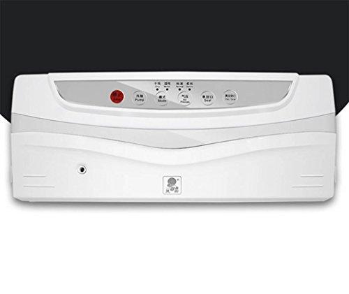 MNII Économiseur de vide automatique avec Cutter Food Vacuum Sealer Machine Roll Food Vacuum Bags for Fresh Preservation Sécurité et santé