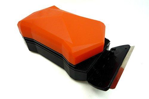 hochwertig Magnet Schaber Reiniger für Acryl und Glas Aquarium -