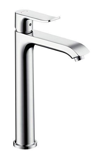 Hansgrohe - Einhebelarmatur, Waschtisch, ohne Ablaufgarnitur, ComfortZone 200, Chrom, Serie Metris