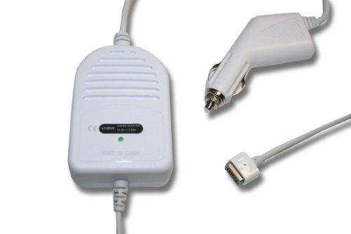 Kfz-Netzteil, Ladekabel 85W (18,5V/4,6A) passend für die Apple MacBook Serie. Ersetzt Original Zubehör: A1172, ADP-90UB, 611-0377, MA357LL/A, u.a.