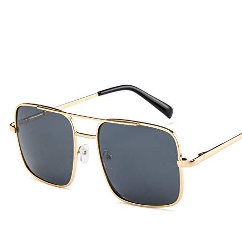 CHENGZI Quadratische Sonnenbrille Frauen Männer Shades Sonnenbrille Female Male