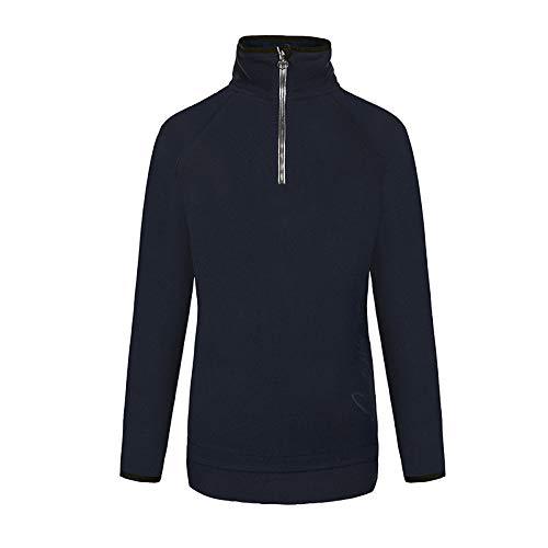 Cavallo Shirt OHSKA Fleece-Shirt | Farbe: darkblue | Größe: 42