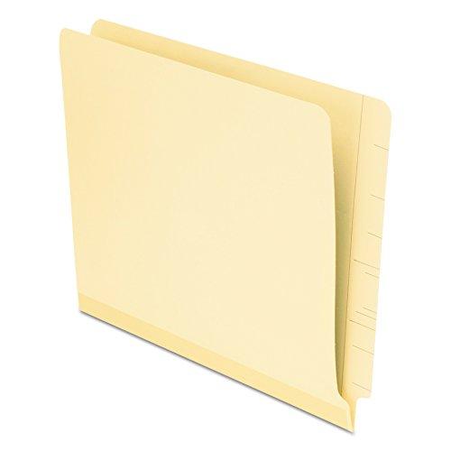 Pendaflex Laminat Regal Datei Ordner, gerader Schnitt, End Tab, 14Point, Letter, Manila, 50pro Box (11230ee) - Datei Laminat