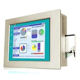 (DMC Taiwan) 15 inches 450 cd/m2 XGA Panel PC with POS-H61, Pentium Dual Core G6xxt (Above 2.2ghz), TDP 35W, 2GB DDR3 RAM x 2, Silver Color, PSU ACE-4520C, Touch Screen 35w, Dual-core