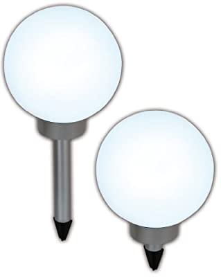 Näve LED- Solar- Kugelerdspieß 5054559 von Naeve Leuchten GmbH - Lampenhans.de