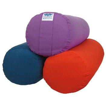 Cuscini a rullo Yoga thumbnail