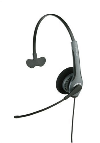 Jabra GN2000 IP Monaural mit Überkopfbügel (SoundTube, E-STD) Headset Voice Tube