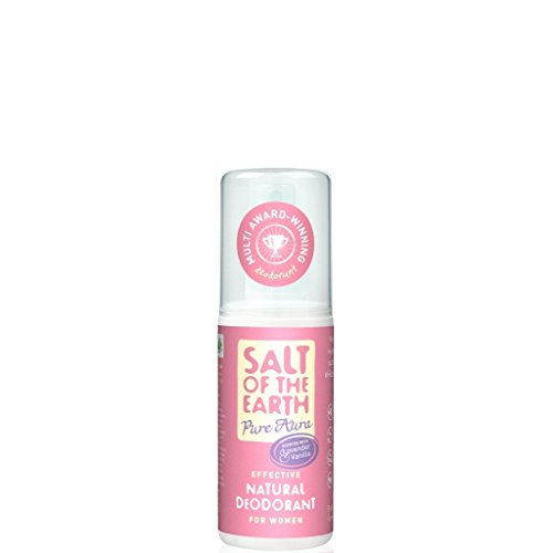 Salt Of The Earth Pure Aura Lavendel & Vanille Natural Deo Spray 100 ml