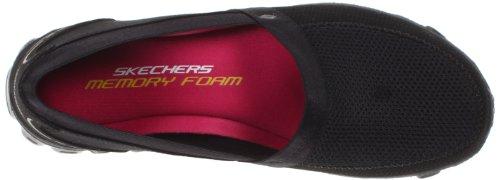 Skechers 22258 - Pantofola da donna Nero