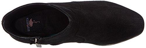 Giudecca Jy1538-1, Stivali Donna Nero (Nero (nero))