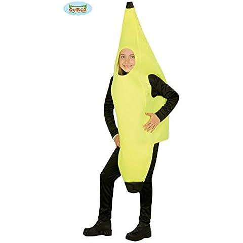 Disfraz de Plátano (Talla 4-6 años)