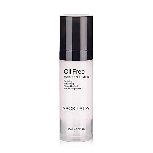 Navigatee HD Makeup Primer Pre-Make-up, SACE Lady Oil Control Glättende Makeup-Lotion Pore Unsichtbares Anhaltendes Make-up 15ml (SL220) -
