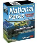 National Parks: Enhanced Scenery add-on for Microsoft Flight Simulator 2002 & 2000 by Abacus