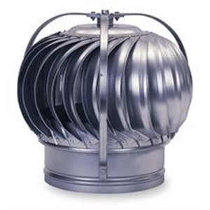 Turbine Vent (Ventilator, Turbine, 4 in)