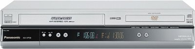 PANASONIC NV-VP30 DVD PLAYER COM...