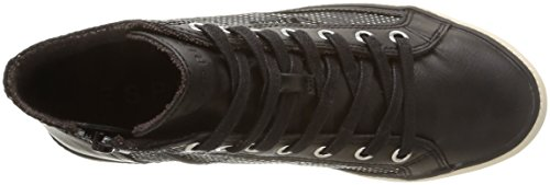 ESPRIT - Alamak Bootie, Scarpe da ginnastica Donna Nero (Nero (001 Black))
