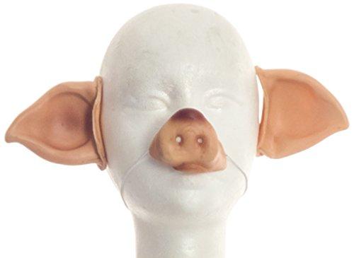 Ciao Kit Verkleidung Schweinchen, Ohren und -