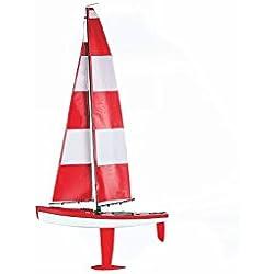 Graupner WP GR 65 Remote controlled yacht - juguetes de control remoto (650 mm, 1360 mm, 65,5 cm, 1,02 kg)